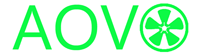 AOVO Scooter Logo