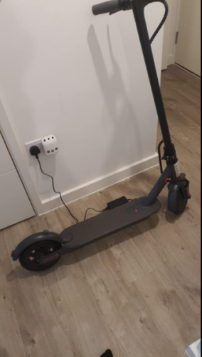 AOVO M1 Electric Scooter Lower Price By AOVO Official Store photo review